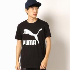 プーマ(PUMA)/【プーマ/PUMA】メンズカジュアルSSシャツ(CLASSICSロゴSSTシャツ)