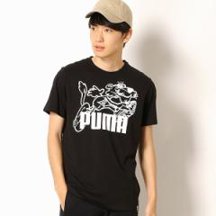 プーマ(PUMA)/【プーマ/PUMA】メンズカジュアルTシャツ(CLASSICSSUPERPUMASS)