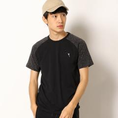 プーマ(PUMA)/【プーマ/PUMA】メンズカジュアルSSシャツ(EVOSTRIPESSTシャツ)