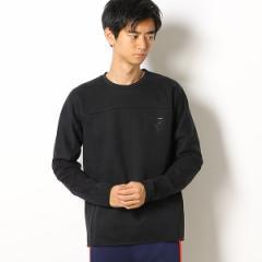 プーマ(PUMA)/【プーマ/PUMA】メンズカジュアルスウェットシャツ(PUMAPACEクルースウェット)