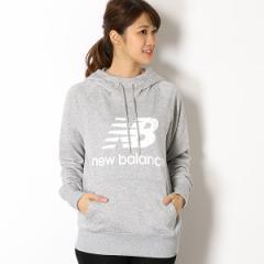ニューバランス(new balance)/【ニューバランス】レディーストレーナ−(NBプルオーバーフーディ)