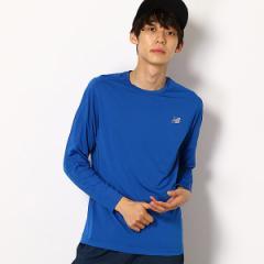 ニューバランス(new balance)/【ニューバランス】メンズTシャツ(アクセレレイトロングスリーブTシャツ)