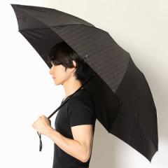 ポロ ラルフローレン(傘)POLO RALPH LAUREN(umbrella)/雨傘(3段/折り畳み/ミニ/大きい)ストライプ(紳士/メンズ)