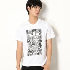アディダス オリジナルス(adidas originals)/【アディダスオリジナルス】メンズTシャツ(CAMOLABELTEE)