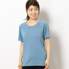 リーボック(Reebok)/【REEBOK/リーボック】レディースTシャツ(ヨガ エコピュアTシャツ)