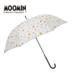 LINEDROPS(ラインドロップス)/雨傘【ムーミン】(雨晴兼用/ジャンプ長傘/UVカット率90%以上/グラスファイバー骨)