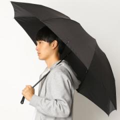 ポロ ラルフローレン(傘)POLO RALPH LAUREN(umbrella)/雨傘【手開きタイプ/折り畳み/軽量】無地/シンプル(メンズ/紳士)