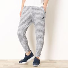 アディダス(adidas)/【アディダス】メンズジャージ(M ID クォーターニットジョガーパンツ)