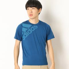 アディダス(adidas)/【アディダス】メンズTシャツ(M4T フリーリフトビッグロゴTシャツ)
