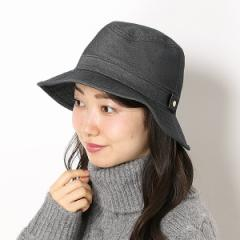 フルラ(ネックウェア・帽子)(FURLA)/【UV遮蔽率99.9%以上・サイズ調整OK・日本製】手洗いできるデニム風マニッシュハット