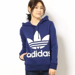 アディダス オリジナルス(adidas originals)/【アディダスオリジナルス】レディーストレーナ−(TREFOIL HOODIE)