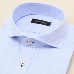 ビサルノ(VISARUNO)/【アウトレット】ラクチンすっきりYシャツ(綿60%ポリエステル40%素材