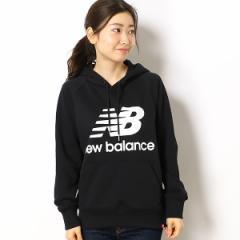 ニューバランス(new balance)/【ニューバランス】レディーストレーナ−(エッセンシャルプルオーバーフーディー)