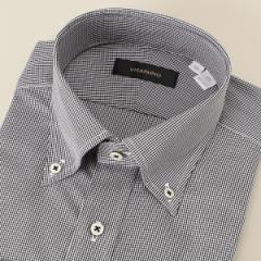 ビサルノ(VISARUNO)/【アウトレット】ラクチンすっきりYシャツ(綿100%素材)