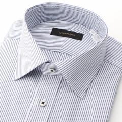 ビサルノ(VISARUNO)/【アウトレット】ラクチンすっきりYシャツ(ポリエステル100%素材)