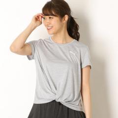 プーマ(PUMA)/【プーマ】レディーストレーニングSSシャツ(ターン イット アップ SS Tシャツ)
