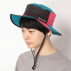 コロンビア(Columbia)/男女兼用  帽子(ボンバークレストピークパッカブルハット)