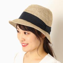 ナミキ(NAMIKI)/リネンシート マニッシュ【サイズ調節】【レディース/帽子】