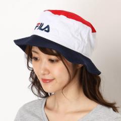 フィラ(帽子)(FILA)/【フィラ】バケットハット/コットンツイル(帽子/メンズ/レディース)