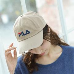 フィラ(帽子)(FILA)/【フィラ】ローキャップ/コットンツイル(帽子/メンズ/レディース)