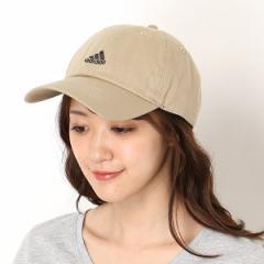 アディダス(adidas)/【アディダス】ローキャップ/コットンツイル(帽子/メンズ/レディース)