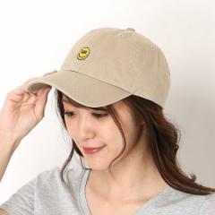 リー(雑貨)(Lee)/【リー】スマイリー ローキャップ/コットンツイル(帽子/メンズ/レディース)