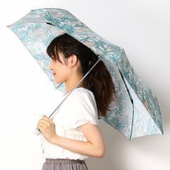 PAUL & JOE  ACCESSOIRES(ポール&ジョー アクセソワ)/雨傘(折畳み/ミニ)【簡単開閉/手開き/グラス骨/晴雨兼用/UVケア】トロピカ…