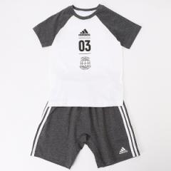 アディダス(adidas)/【adidas/アディダス】I SPORT ID Tシャツ&ハーフパンツ
