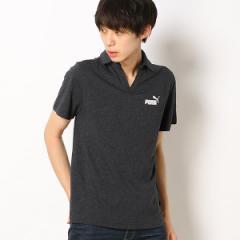プーマ(PUMA)/【プーマ/PUMA】メンズカジュアルポロシャツ(ESS+ オープンポロシャツ)