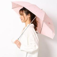 【NEW】サンドレス(Sun dress)/日傘(2段/折りたたみ/晴雨兼用/楽々開閉)【軽量/楽折/UV遮蔽率99%以上/遮熱】スカラー刺繍