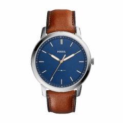 フォッシル(FOSSIL)/メンズ 腕時計 THE MINIMALIST 3H(ミニマリスト) 【型番:FS5304】