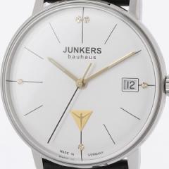 ユンカース(時計)JUNKERS/バウハウス レディース(クォーツ【型番:6073−1QZ)