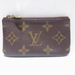 ルイヴィトン Louis Vuitton モノグラム キーケース コインケース M62650 財布【中古】