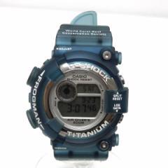 時計 CASIO G-SHOCK フロッグマン W.C.C.S. DW-8201WC【中古】