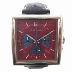 時計 ポールスミス F521-T010148 TA クロノグラフ【中古】
