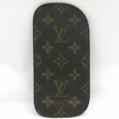ルイヴィトン Louis Vuitton モノグラム メガネケース M62969 薄型 小物【中古】