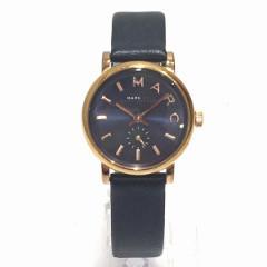 時計 マークバイマークジェイコブス MBM1331 クォーツ レディース時計【中古】