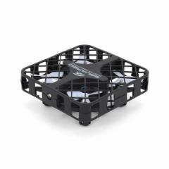 2.4GHz 4ch Quadcopter SQUARED/ブラック ジーフォース