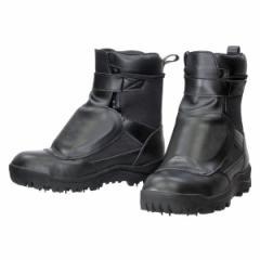 防護材付スパイク作業靴 甲ガード安全スパイクシューズ RV-202G≪28.0≫