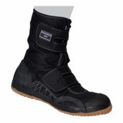 布製鉄芯入安全靴 フェイバリットジョブ M-15 黒色≪25.0≫