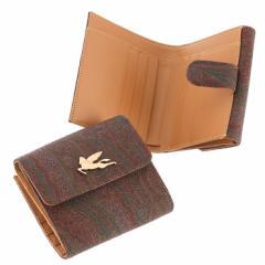 エトロ ETRO  財布 ミニ財布 二つ折り財布 ペイズリー柄 02468 1906 0600