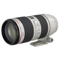 【送料無料】【即納】キヤノン 望遠ズームレンズ EF70-200mm F2.8L IS II USM