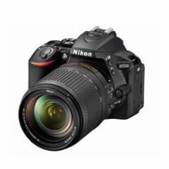 【送料無料】【即納】Nikon D5500 18-140 VR レンズキット [ブラック] デジタル一眼レフカメラ