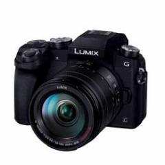 【送料無料】【即納】パナソニック LUMIX DMC-G7H 高倍率ズームレンズキット デジタル一眼カメラ