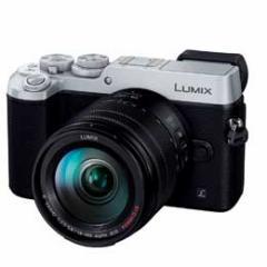【送料無料】【即納】パナソニック LUMIX DMC-GX8H-S 高倍率ズームレンズキット [シルバー] デジタル一眼カメラ