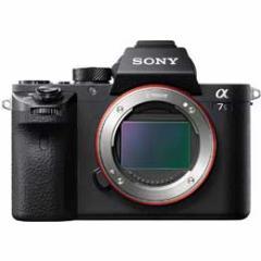 【送料無料】【即納】Sony α7S II ILCE-7SM2 ボディ デジタル一眼(ミラーレス一眼カメラ)