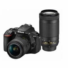 【送料無料】【即納】Nikon D5600 ダブルズームキット