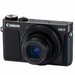 【送料無料】【即納】Canon PowerShot G9 X Mark II [ブラック]