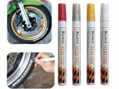 Keiti ADDITIONS タイヤマーカーペン カラー:イエロー