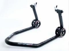Bike Lift BLACK ICE リアスタンド Vフック(ブラック)